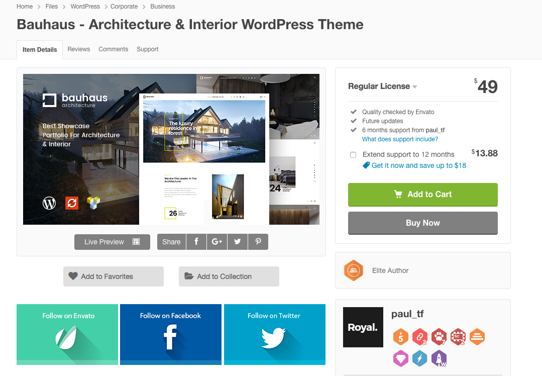 wix-ou-wordpress-tema-arquitetura-wordpress