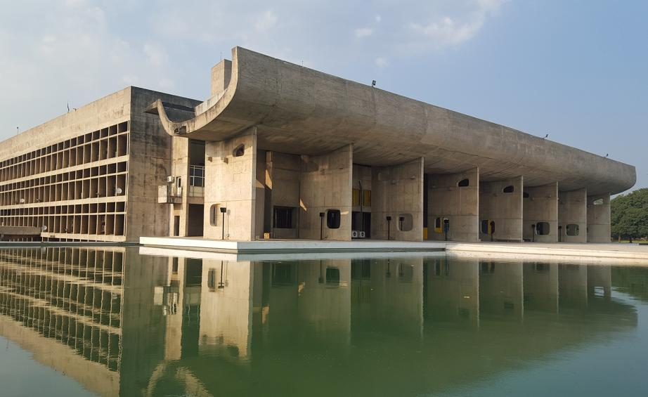 le-corbusier-Capitol-Complex