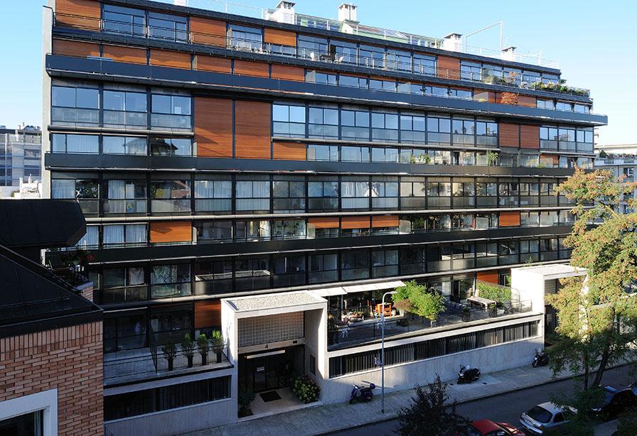 le-corbusier-Immeuble-Clarte