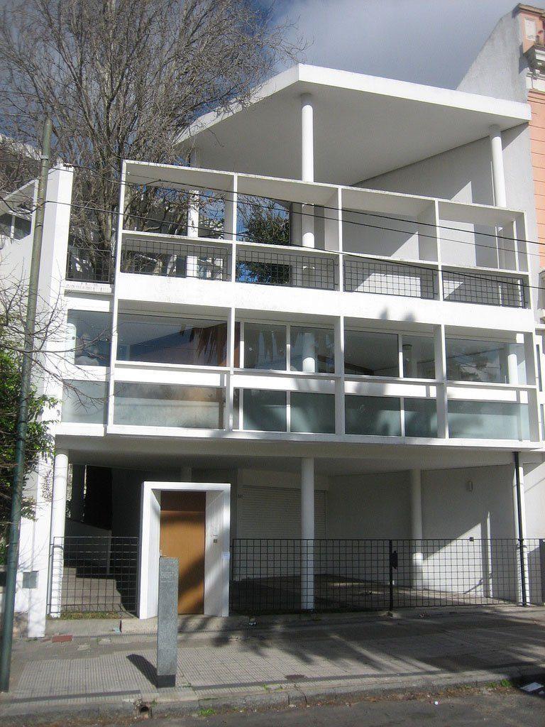 le-corbusier-Maison-Curutchet