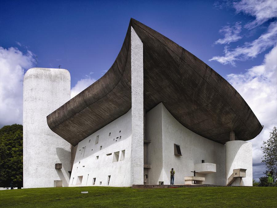 le-corbusier-Notre-Dame-du-Haut