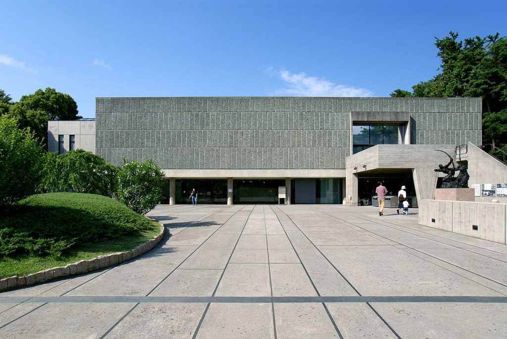 le-corbusier-The-National-Museum-of-Western-Art