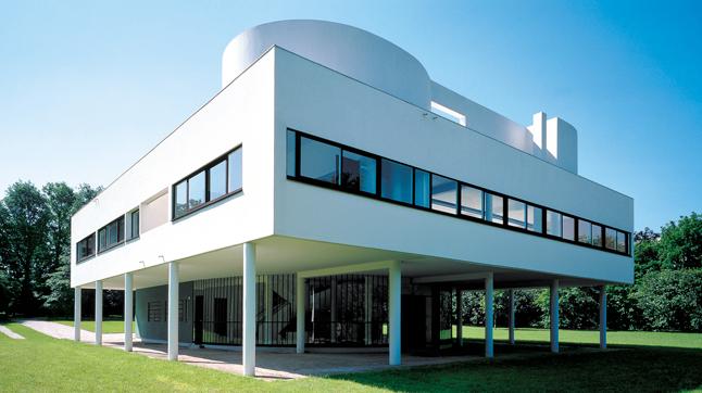 le-corbusier-Villa-Savoye