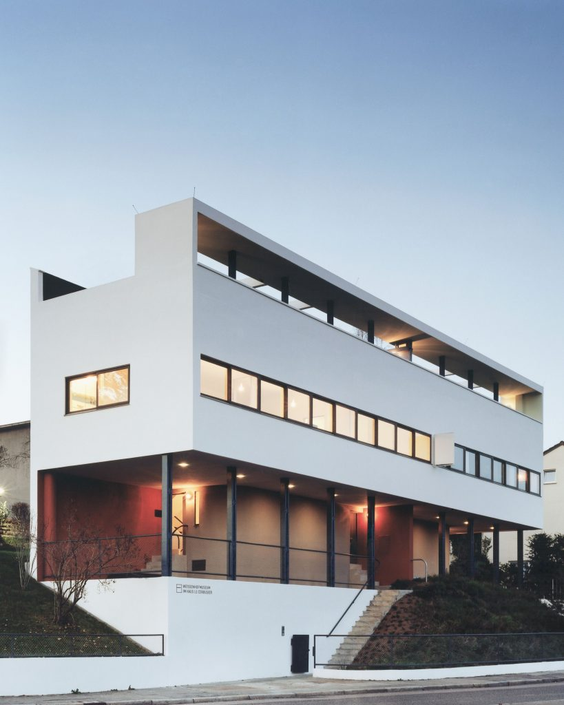 le-corbusier-Weissenhof-Siedlung-Estate