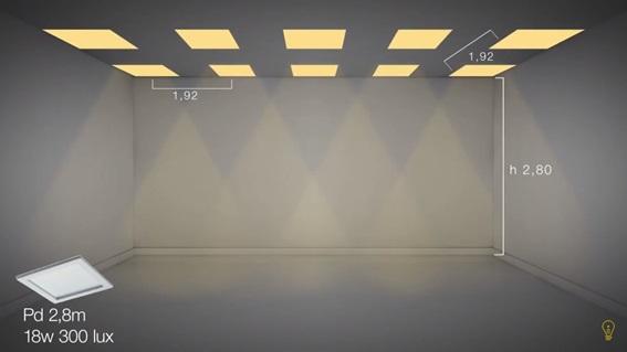 calculo-luminotecnico-lampada-painel-de-led-22x22cm-18w