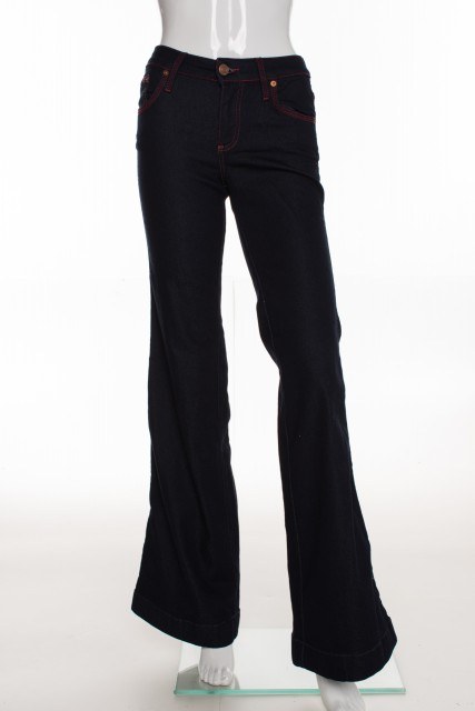 009d593fa Damyller. Calça Jeans Pantalona
