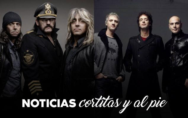 Cortitas y al pie: Motörhead y Soda Stereo thumbnail