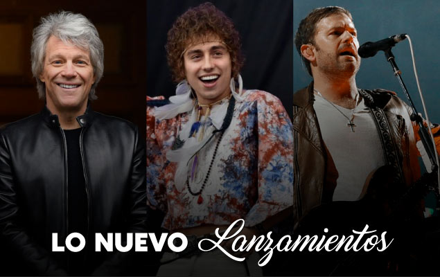 Lo Nuevo: Bon Jovi, Greta Van Fleet y Kings of Leon thumbnail