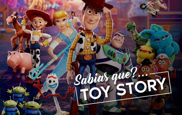 ¿Sabías que? Toy Story thumbnail