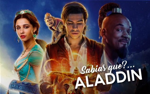 Sabías que? Aladdin thumbnail