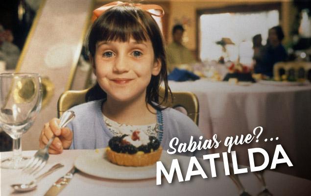 Sabias que? .. Matilda thumbnail