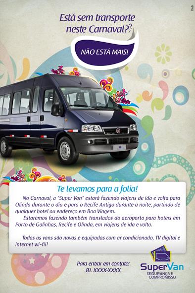 Flyer / Panfleto para Super Van | thiagovi   2269815