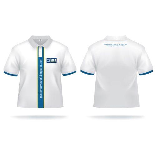 471c30c30 Camisa (unidade) para Uniforme Design ..