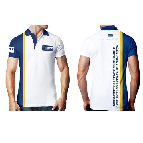10dd0f9cb Uniforme Design em Cabelo by Gustavo Alves