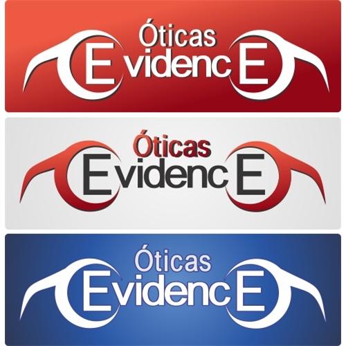 5f2ab0058e68b Logo para OTICAS EVIDENCE   SAsoluçao 691850