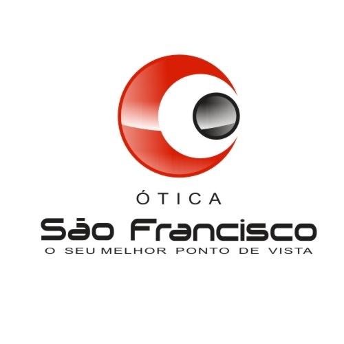 OTICA SAO FRANCISCO   Criação de Logo e Papelaria (6 itens) Para Sa... f599c702c0