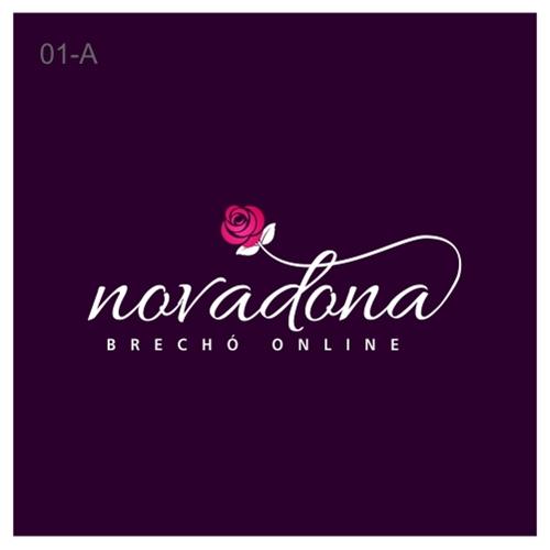 ead2ad5fbd5 Logo para Nova Dona Brechó..