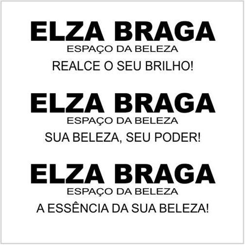 Elza Braga Espaço Da Beleza Slogan Para Beleza
