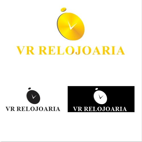 VR RELOJOARIA   Criação de Logo Para e10c775d32