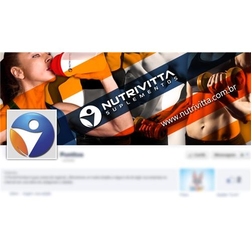 380b97652 Capa para Facebook para Nutrivitta Suple.. | Gu Moraes 1253722