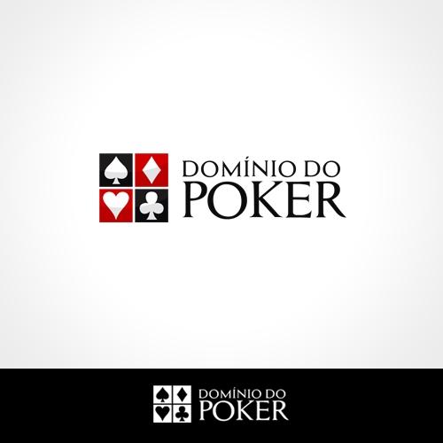 Dominio Do Poker Criacao De Logo Para Consultoria De Negocios
