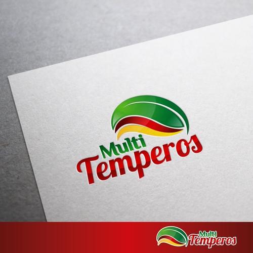 1cc31fd6682 Logo para a marca MULTI TEMPEROS