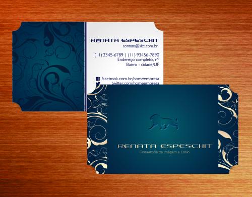 Renata Espeschit - Consultoria de Imagem e Estilo   Criação de Logo... 248edb83b5