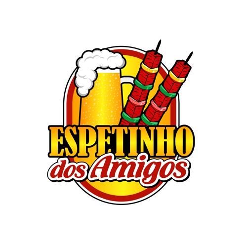 Logo Para Espetinho Dos Am Marcio C 1698079