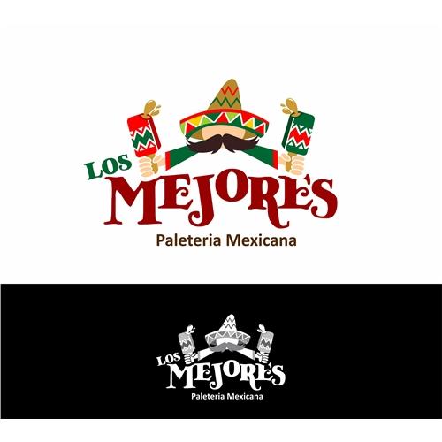 Los Mejores Paleteria Mexicana Criacao De Logo Para Alimentos