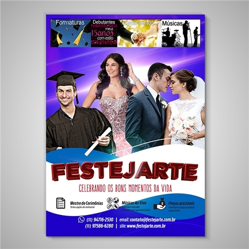 flyer para eventos