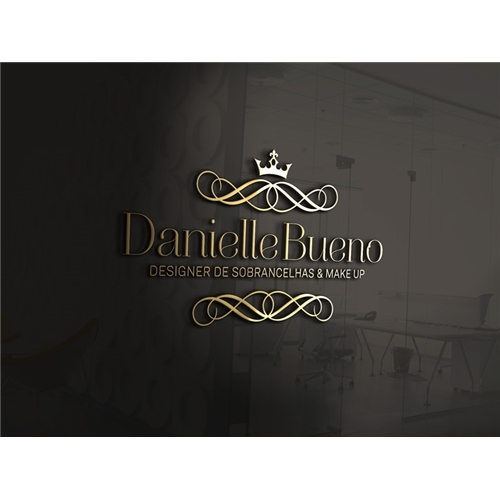 Danielle Silva - Designer de Sobrancelhas   Criação de Logo e Papel...