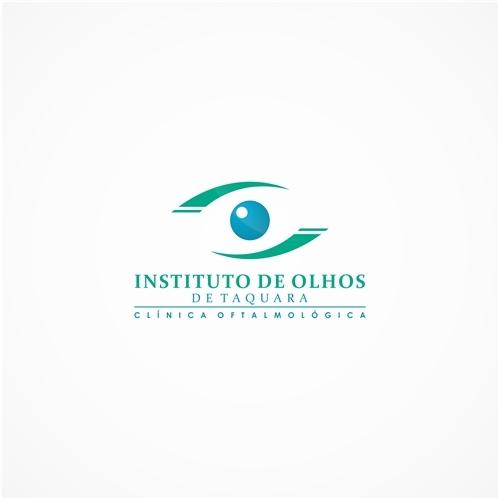 911f9d509 Instituto de Olhos de Taquara | Criação de Logo Para Saúde & Nutrição