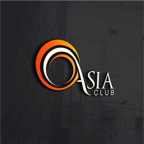 0a2d7ebc7 Logo para ASIA CLUB | DAN Design 4705799