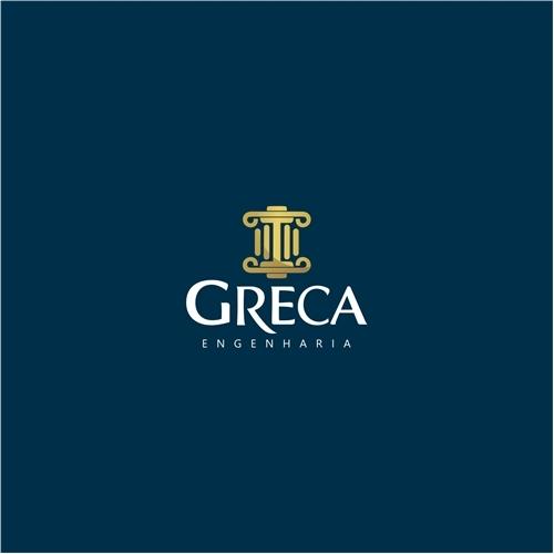 bcf506c74 Logo para Greca Engenharia | Ade Design 4990446