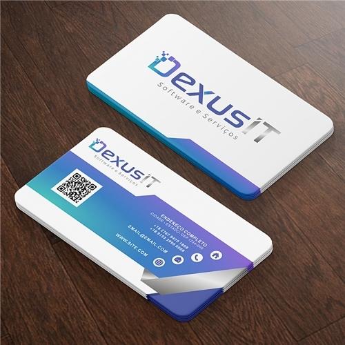Dexus it software e servios criao de logo e papelaria 6 ite comprar logo e papelaria 6 itens reheart Images