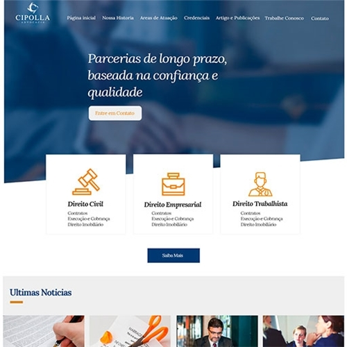 333e14f93 Layout Web-Design para Cipolla Advocacia | Rod Mart.. 5169470