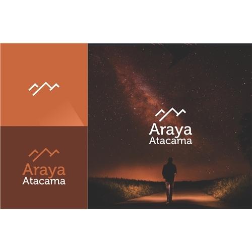 00fcef186 Logo e Cartao de Visita para Araya Atacama | Ade Design 5277979