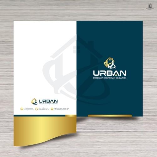 365d2132c Logo e Papelaria (6 ite.. para Urban - Engenhar.. | Almeyda .. 5299550