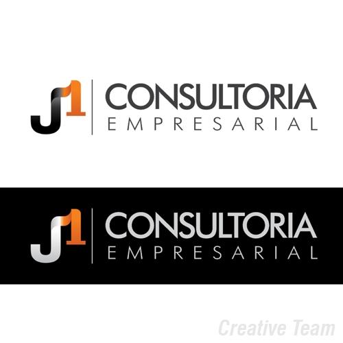 j1 consultoria cria231227o de logo para consultoria de neg243cios