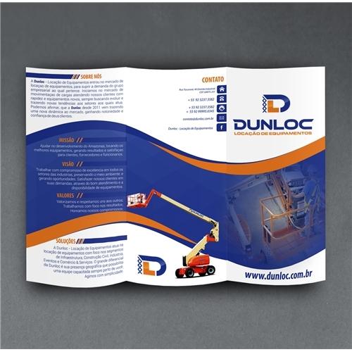 Folder Para Constru 231 227 O Amp Engenharia Dunloc Empresa De