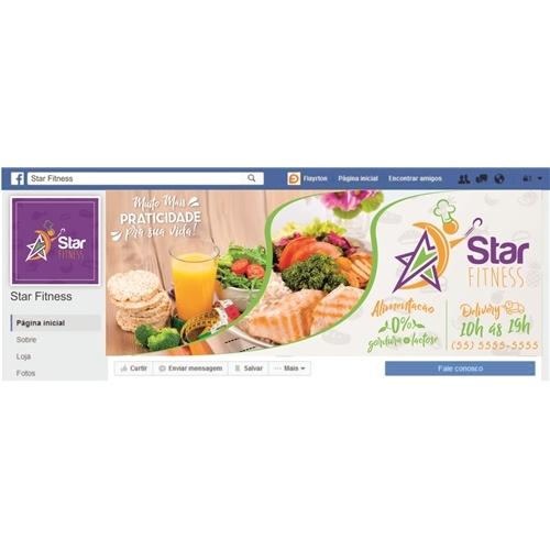 Comprar Capa para Facebook