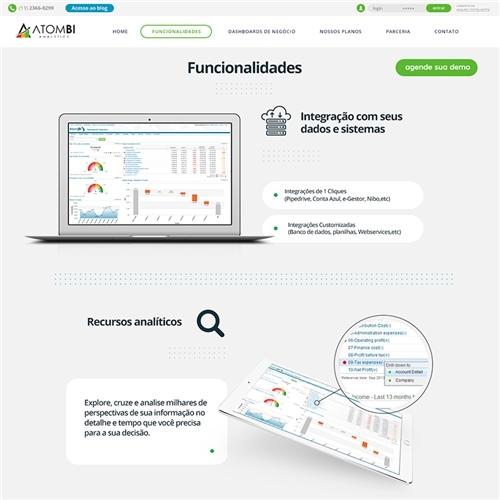 AtomSail AtomBI, Web e Digital, Tecnologia & Ciencias
