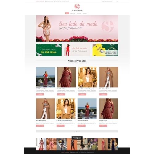 SL Multibrand, Web e Digital, Roupas, Jóias & acessórios