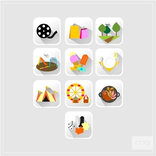 Ícones em Desenho, Web e Digital, Outros