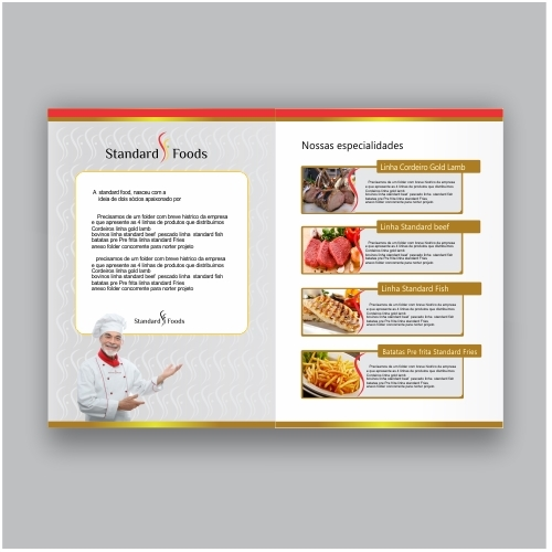Standard Foods, Apresentaçao, Alimentos & Bebidas