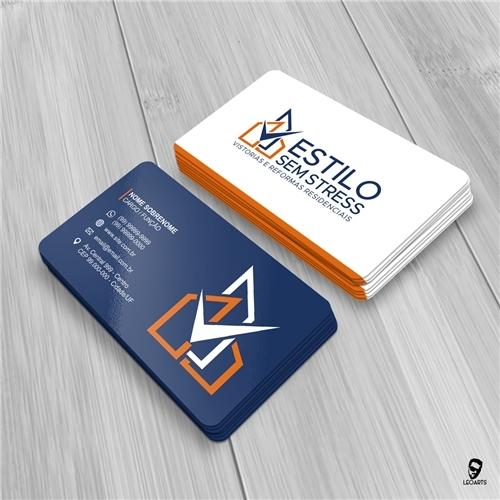 Estilo Sem Stress / Vistorias e Reformas Residenciais, Logo e Identidade, Construção & Engenharia