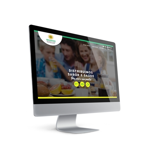 Comprar Layout Landing Page