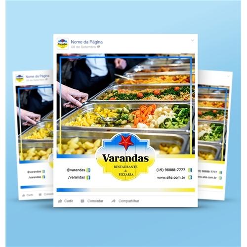 Comprar Kit Layout de Posts para Redes Sociais (Facebook, Instagram e etc)