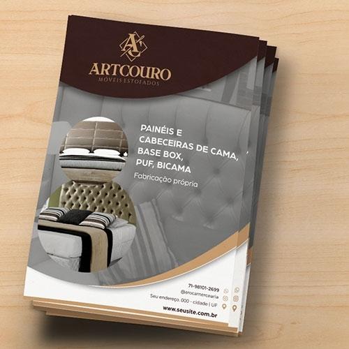 Comprar Folheto ou Cartaz (sem dobra)