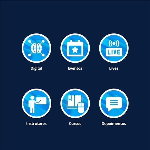 Comprar Pacote Instagram - 5 layouts de destaque + 6 layouts de post